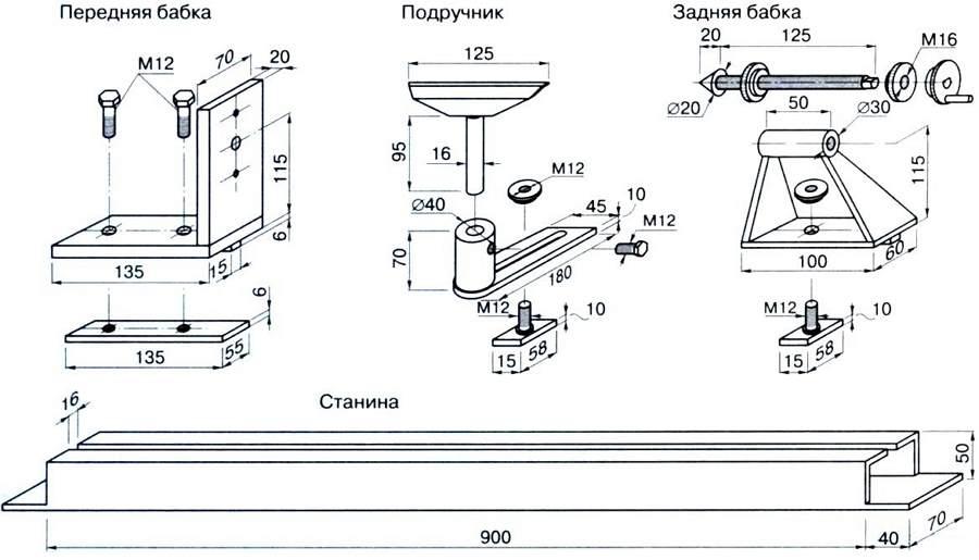 Проектирование станка для холодной ковки