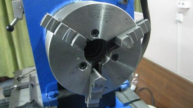 Кулачковый патрон для станка ИТ-1 М