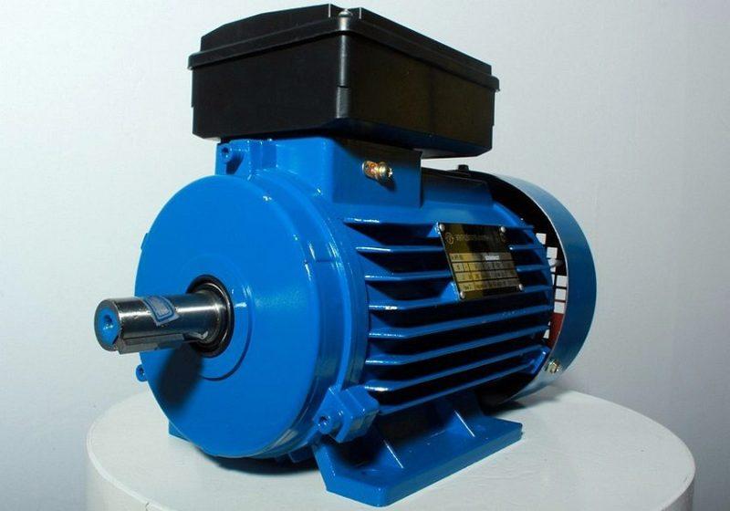 Мотор для самодельного отрезного станка
